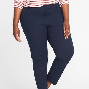 PLUS Old Navy Mid-rise Cropped Pants!